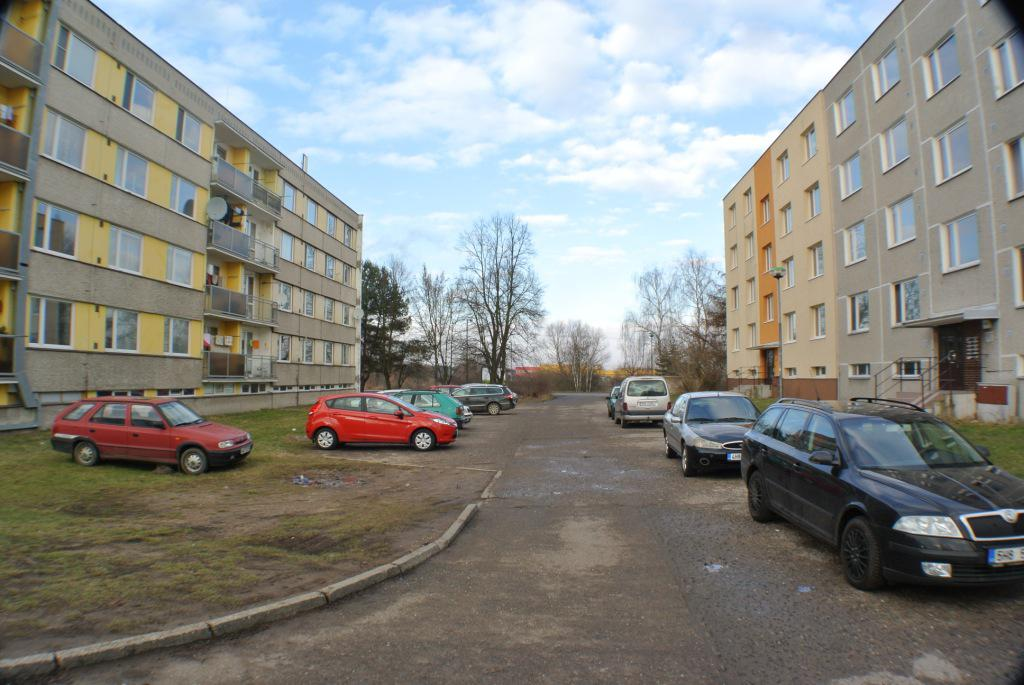 Byt 1+1 Březhrad u Hradce Králové