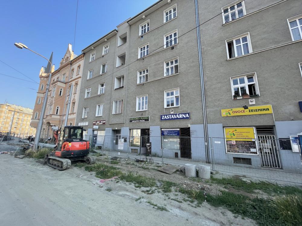 Byt 1+1 Olomouc, Masarykova tř.