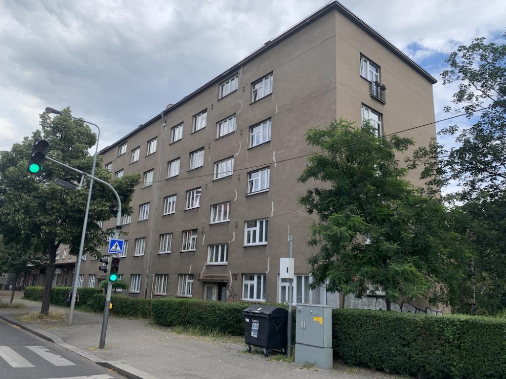 Byt 1+kk a 3+kk  Praha, Vršovice