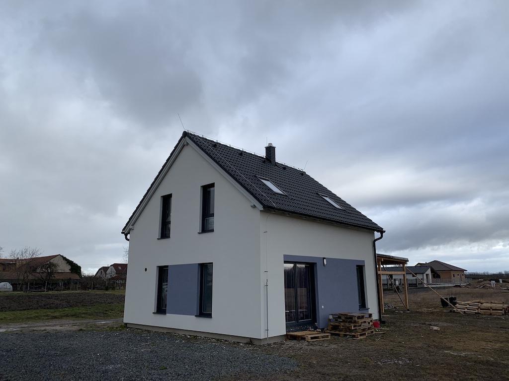 Rodinný dům ( novostavba ) 4+kk Uhersko