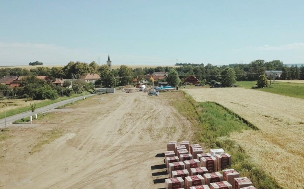 Pozemek 1656m2, Cerekvice nad Loučnou