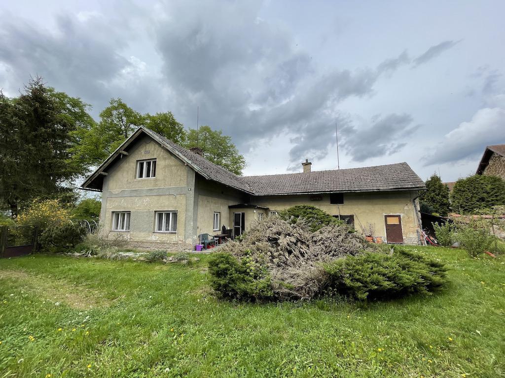 Prodej rodinného domu 3+1 Plchovice u Chocně