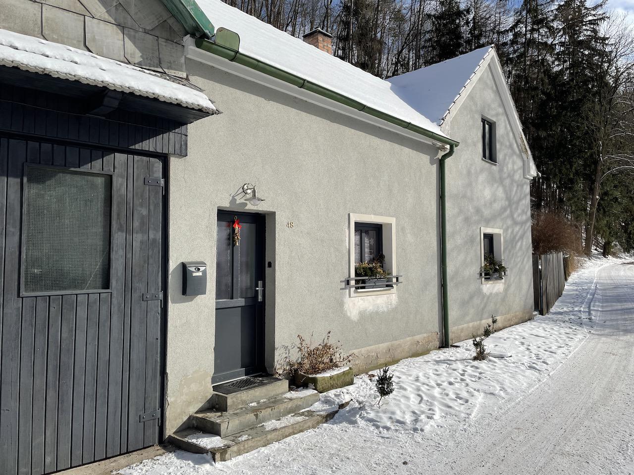 Prodej rodinného domu Horní Újezd