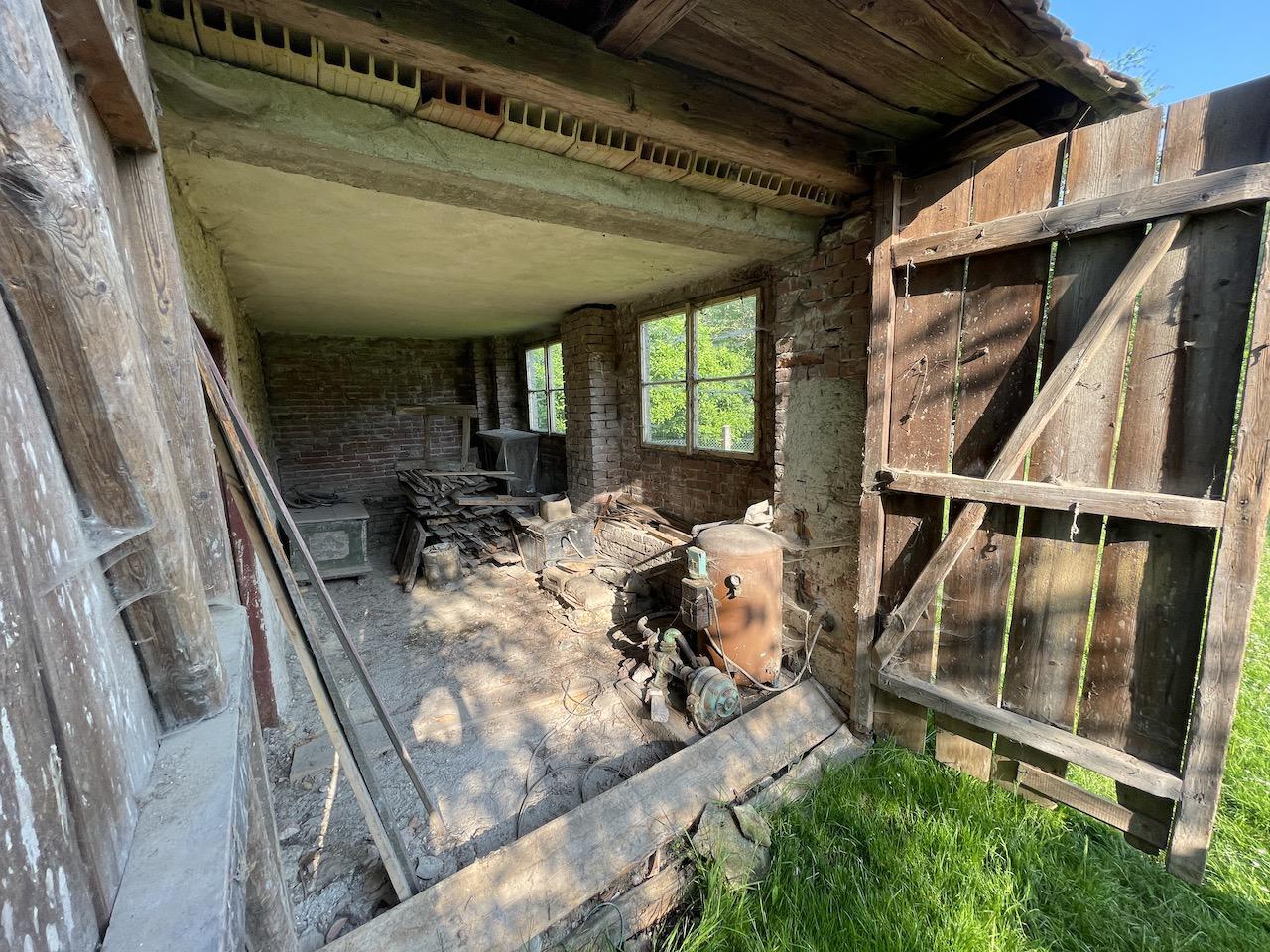 Prodej rodinného domu / chalupy Zámrsk