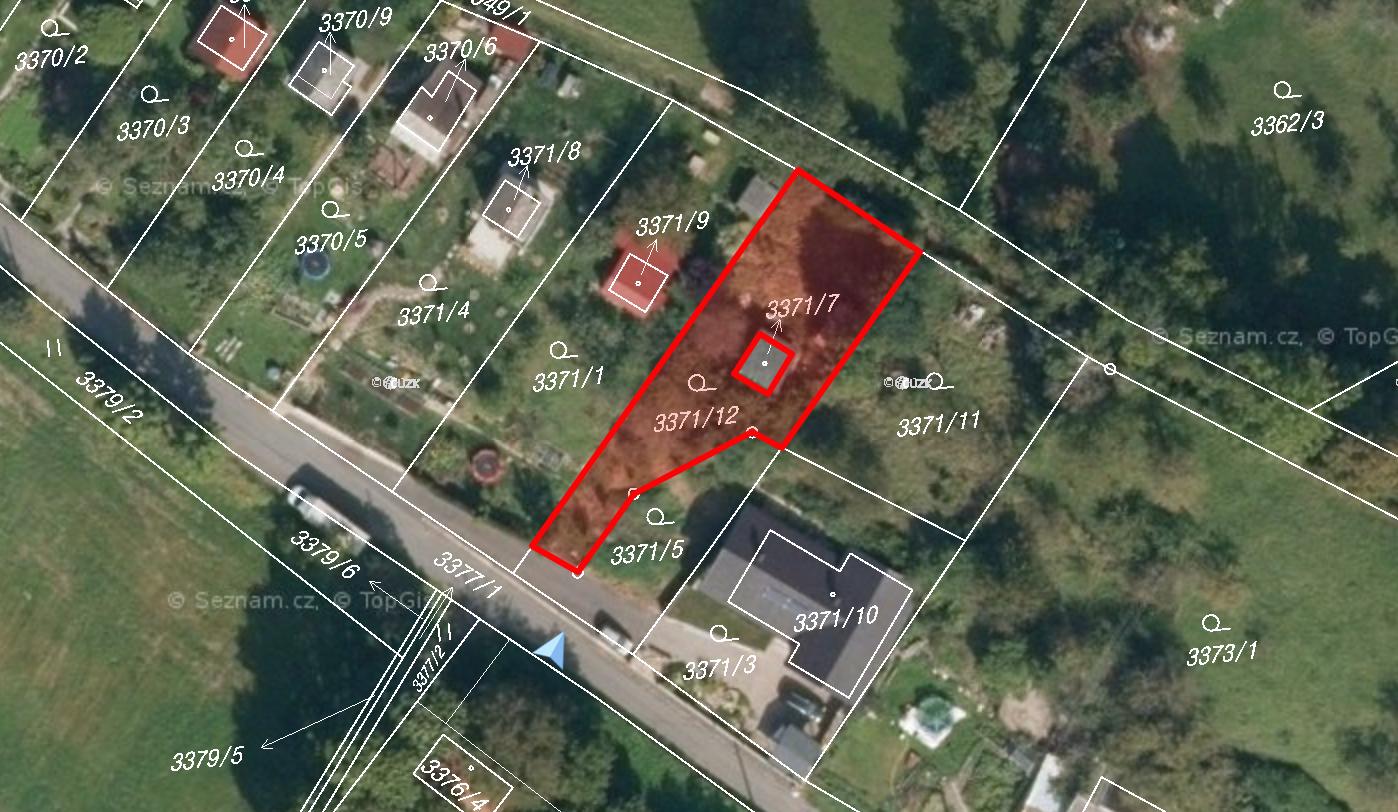Prodej stavebního pozemku Vysoké Mýto