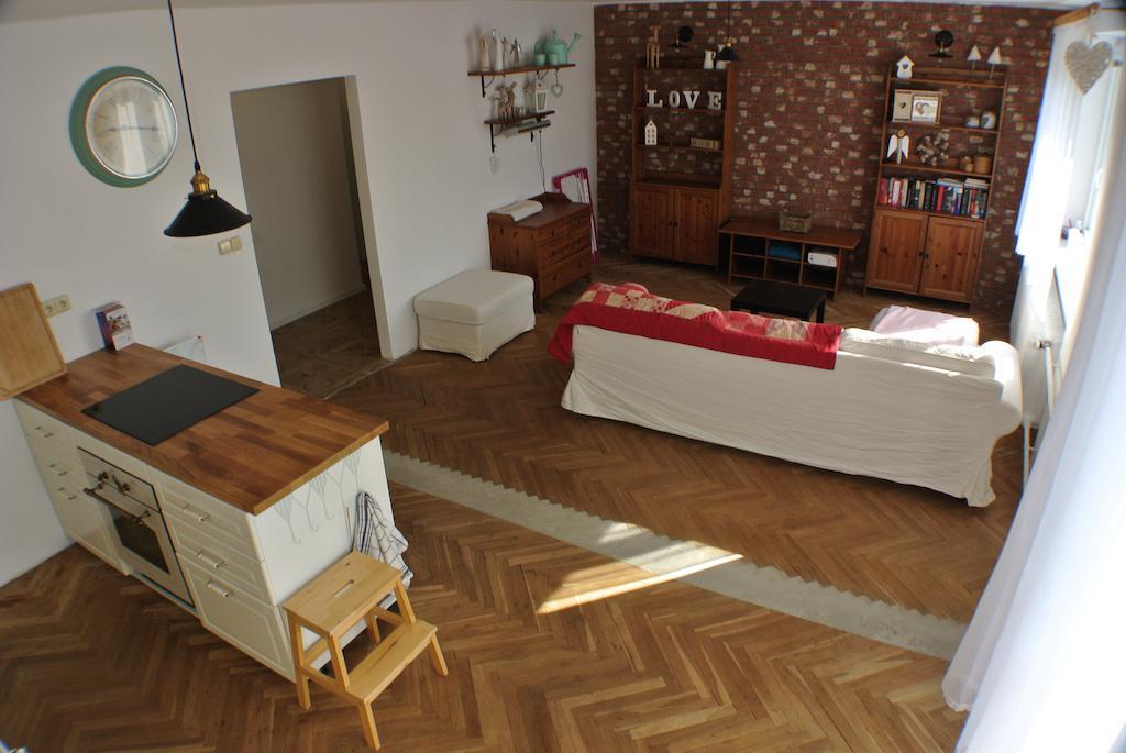 Pronájem krásného bytu 3+1V ysoké Mýto