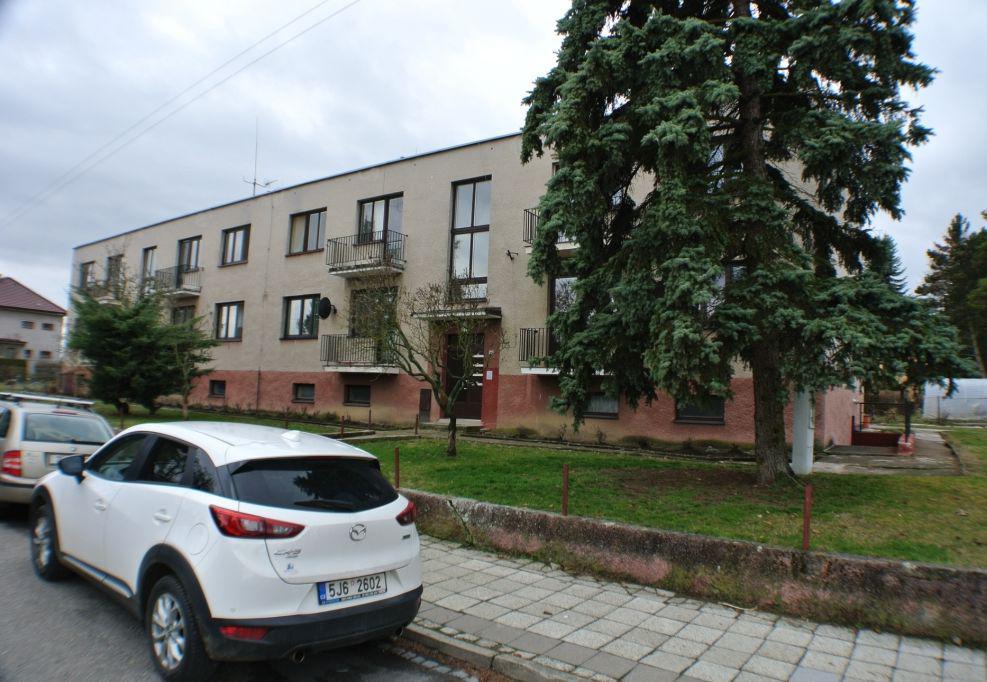 Pronájem bytu Stěžery u Hradce Králové