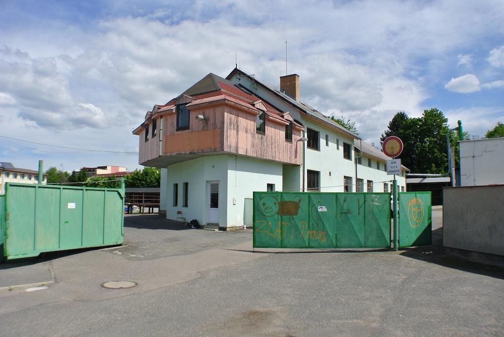 Pronájem bývalé truhlárny Litomyšl