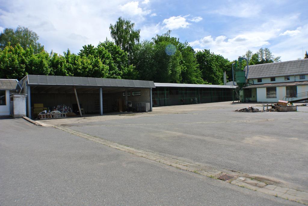 Pronájem garáže / skladu Litomyšl