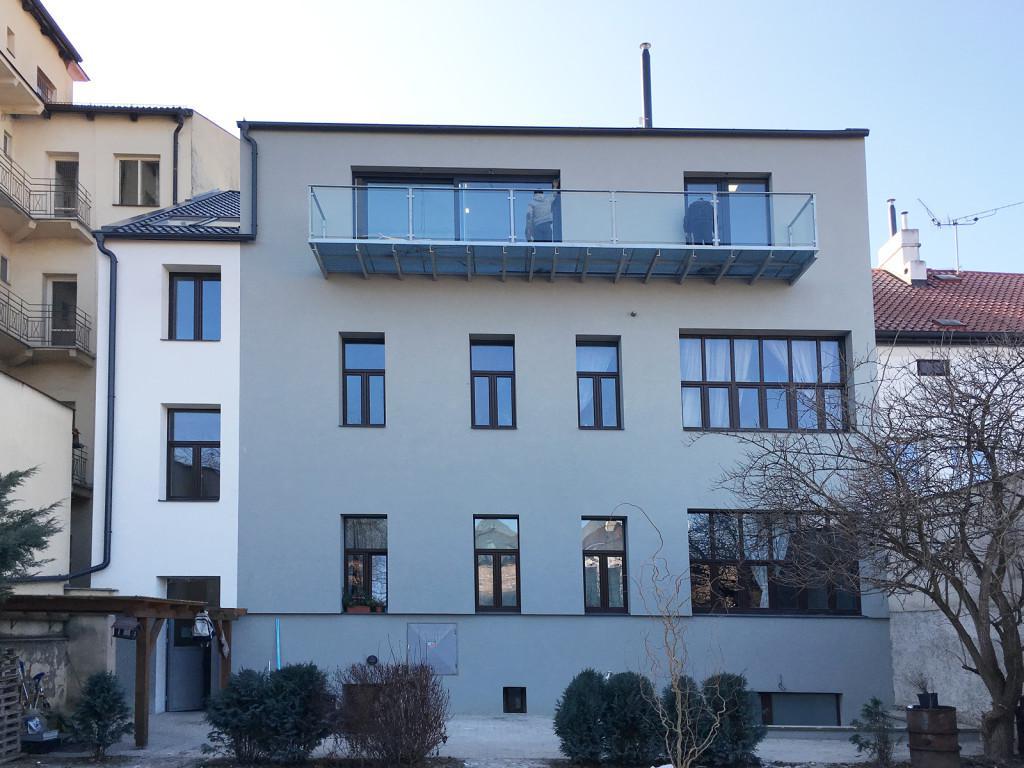 Pronájem nového bytu 1+kk Pardubice
