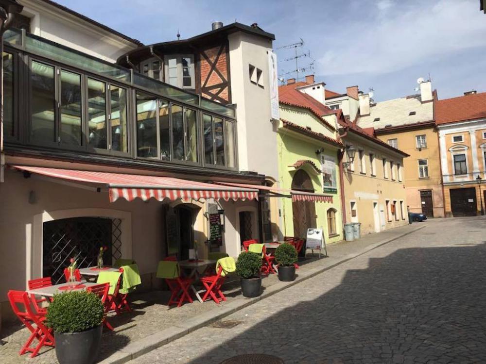 Pronájem restaurace Malý Svět Litomyšl