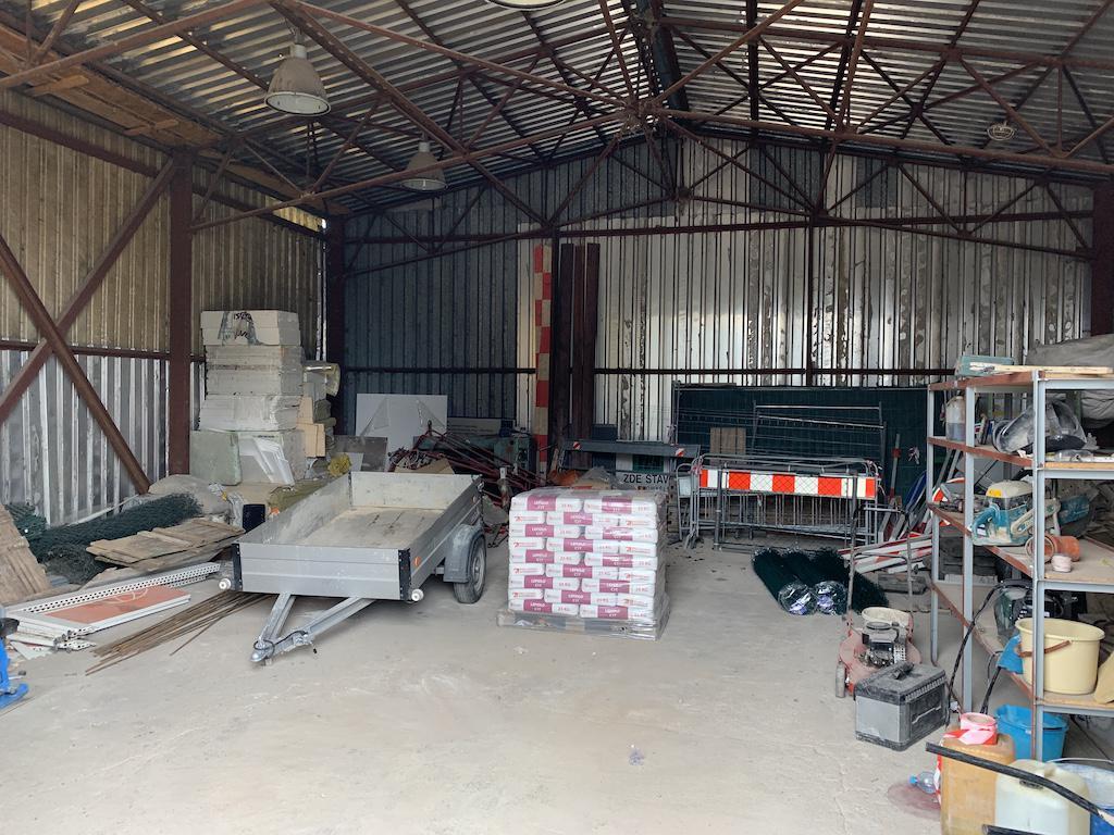 Pronájem výrobních / skladovacích prostor Litomyšl