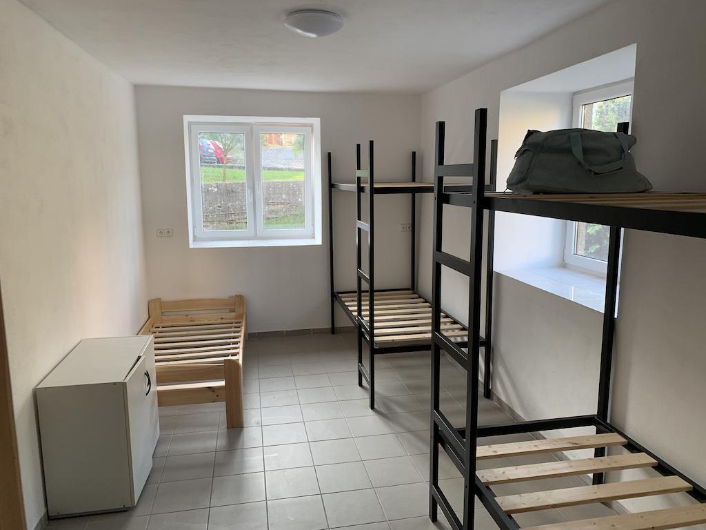 RD určený k ubytování České Heřmanice