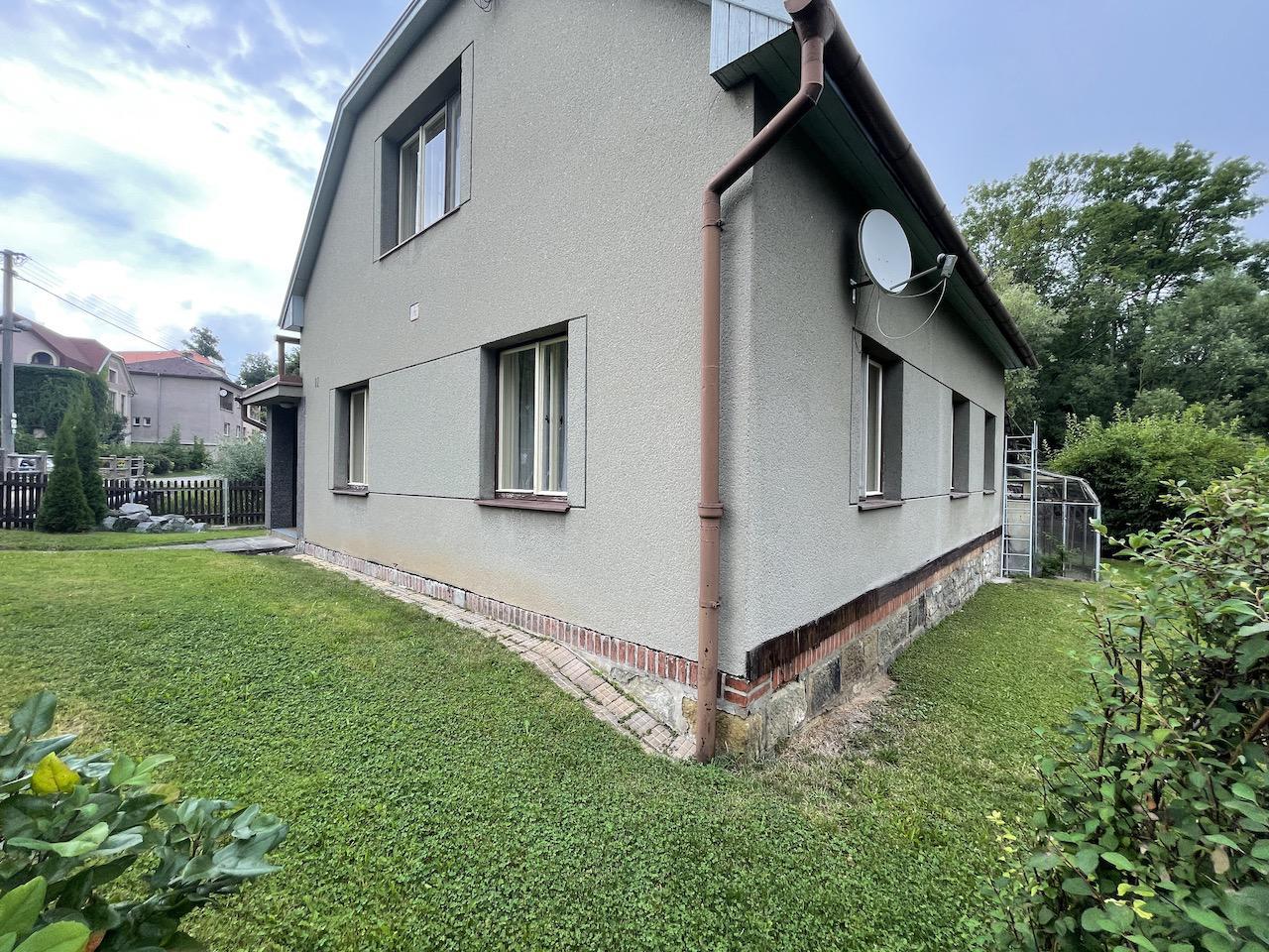 Rodinný dům 4+1 Zámrsk