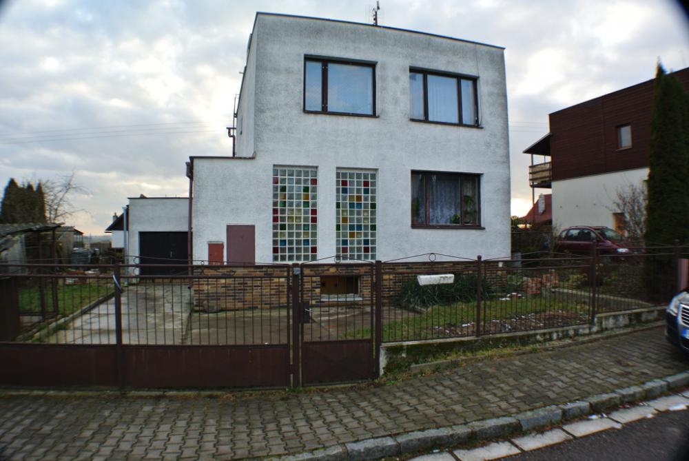 Rodinný dům Stěžery u Hradce Králové