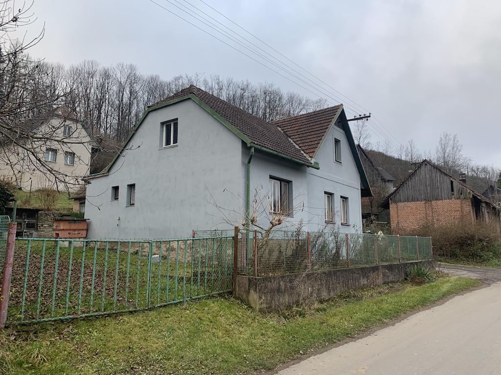 Rodinný dům Vraclav