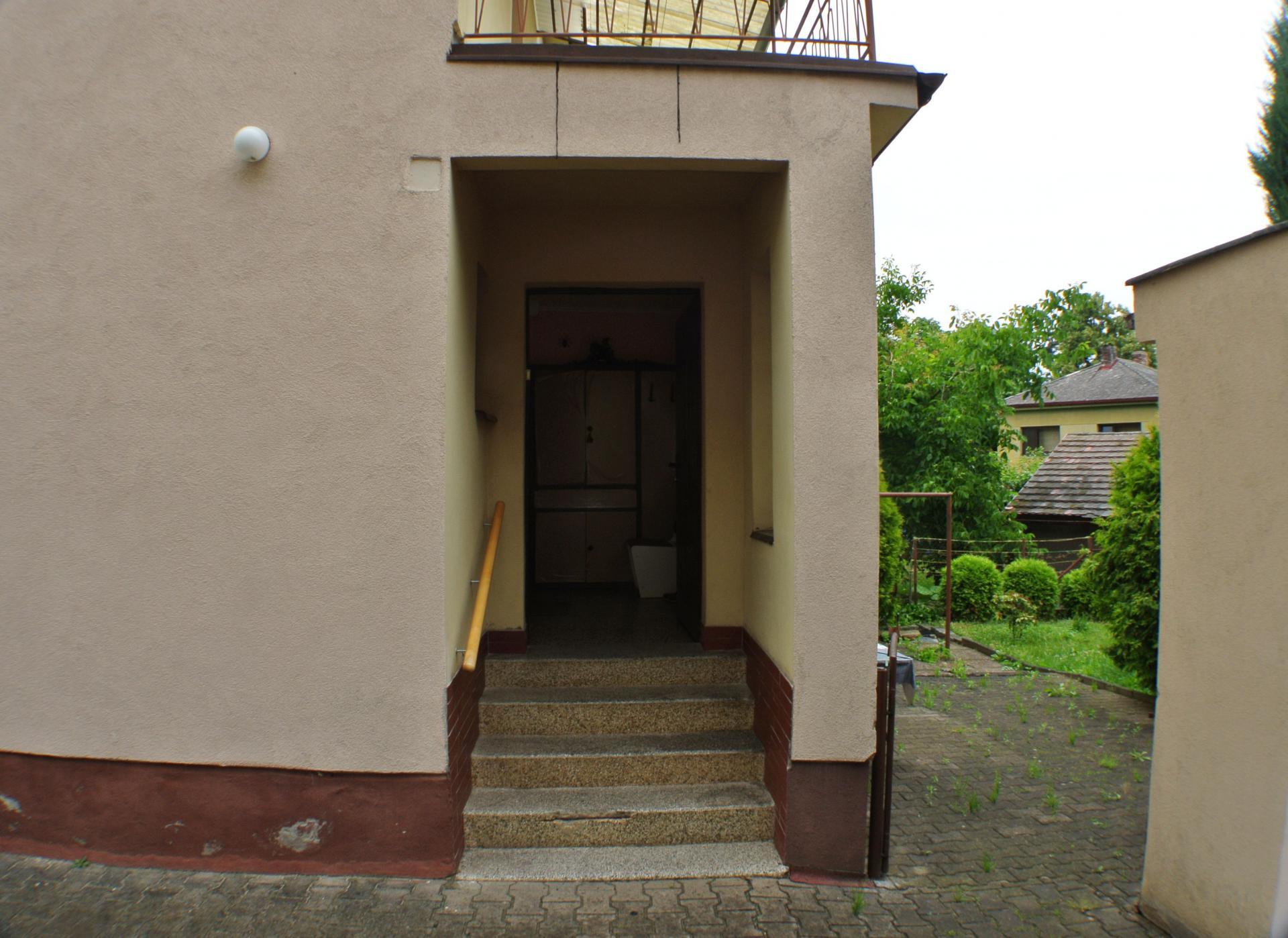 Rodinný dům Vysoké Mýto - ul. Zedníčkova
