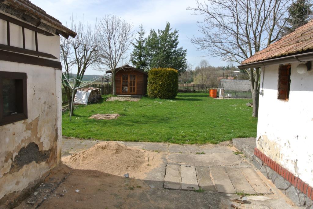 Rodinný dům se zahradou Tisovec