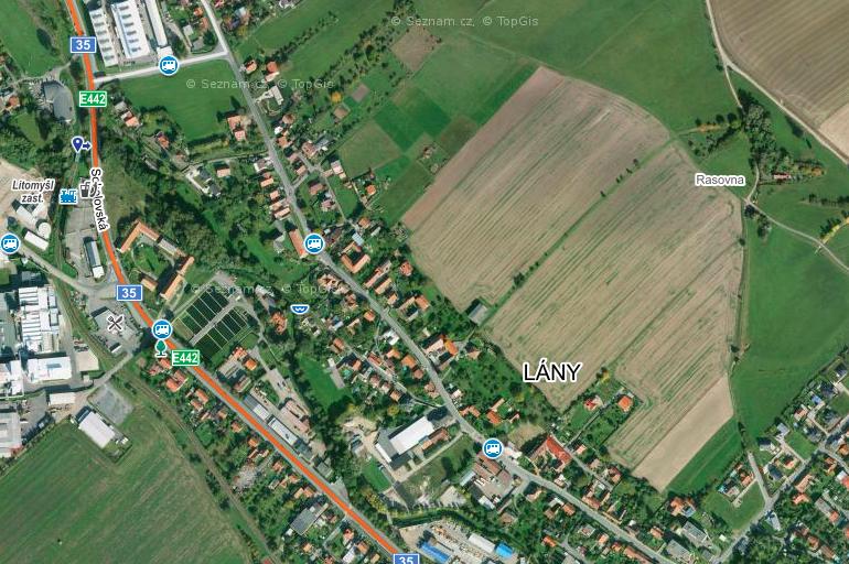 Stavební Pozemek Litomyšl