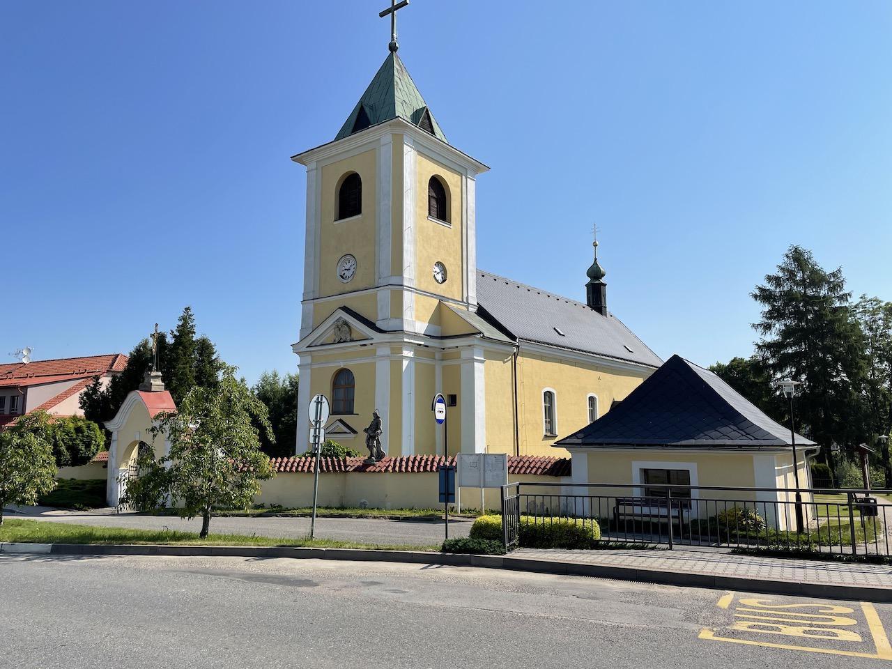 Stavební pozemek Janov - č.2