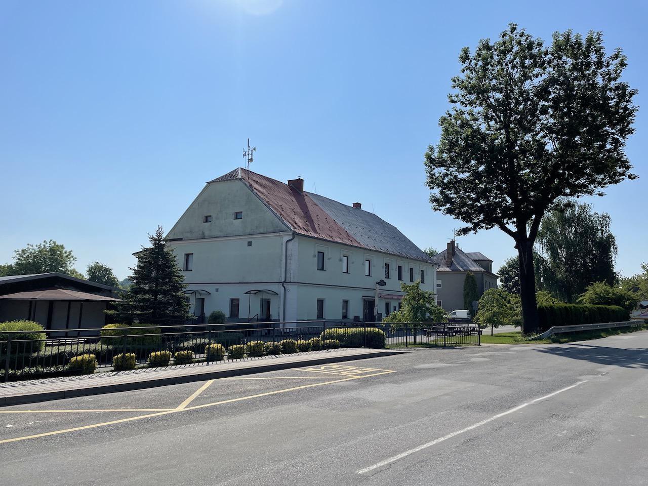 Stavební pozemek Janov - č.7