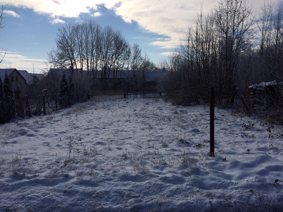 Stavební pozemek Želkovice / Hoříněves