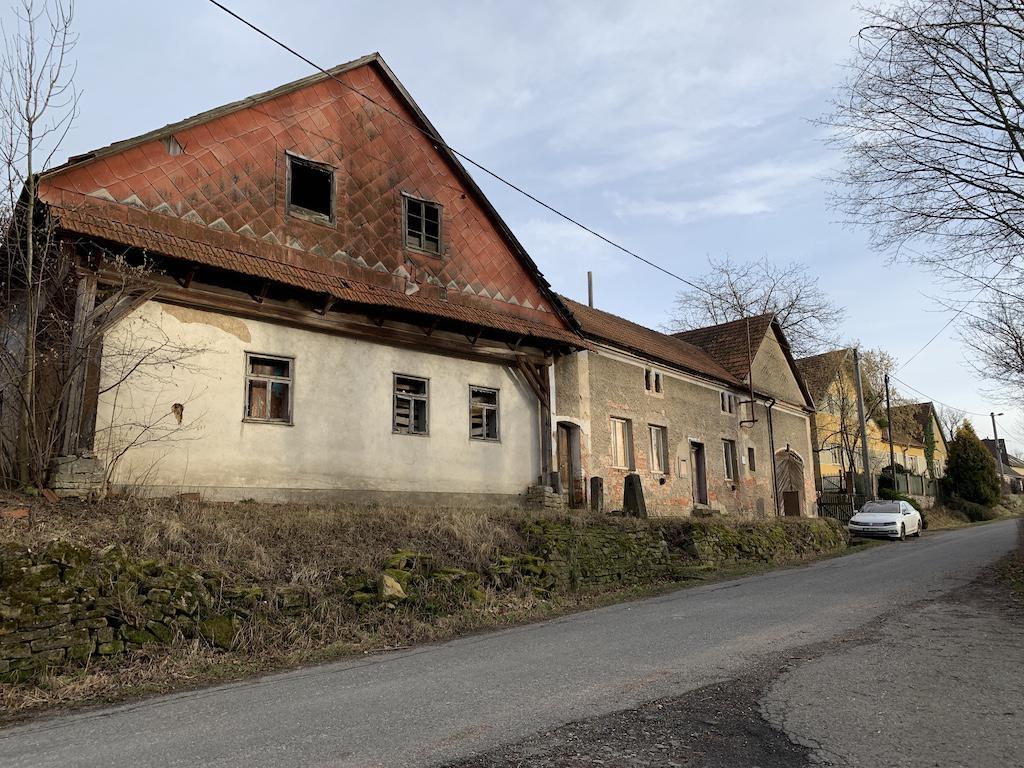 Zemědělská usedlost Říkovice u Litomyšle